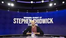 Полная доминация: звездный английский покерист выиграл 183 тысячи долларов