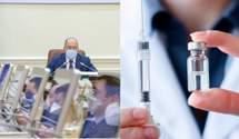 Вакцинация или ПЦР-тест: правительство рекомендует ограничить допуск чиновников к работе