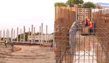 Заклали символічну капсулу: в Житомирі розпочали будівництво сміттєпереробного заводу