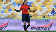 Екатерина Монзуль получила назначение на матч отбора на чемпионат мира