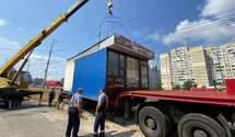 За летний период в Киеве демонтировали около 1 700 МАФов: все они размещались без документов