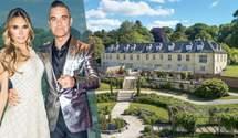 Роббі Вільямс продає легендарну садибу: яка її вартість