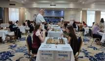 Український шаховий клуб продовжує відчайдушну боротьбу за Кубок Європи