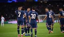 ПСЖ благодаря дебютному голу Месси победил Манчестер Сити в Лиге чемпионов: видео