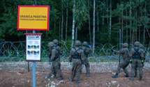 Польша сообщила о смерти еще одного мигранта на границе с Беларусью