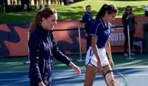 Кейт Міддлтон зіграла у теніс з видатною спортсменкою Еммою Радукану: ефектні фото