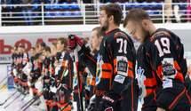 Кременчуг оштрафовал хоккеиста Денискина за расистский жест в матче с Донбассом