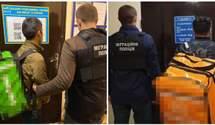Работали курьерами, а не учились: в Харькове разоблачили 5 иностранцев-нарушителей