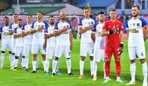 Матч Львов – Днепр-1 перенесли из-за сборной Украины