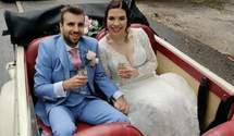 Відкладали весілля через вагу: пара скинула на двох 133 кілограми та одружилась
