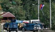 Косово та Сербія домовилися про деескалацію: на пункти пропуску зайдуть сили НАТО