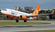 SkyUp теперь чаще будет осуществлять рейсы из Киева в Прагу