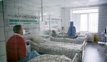 Врачи падают с ног: в Харькове за сутки полностью заполнилась больными COVID-больница