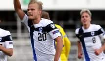 Сборная Финляндии понесла кадровые потери перед матчем с Украиной