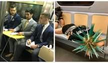 Тут можливо все: 10+ дивних фото з метро, які вас здивують
