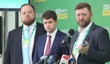 """Разумков будет пытаться играть на электоральном поле """"Слуги народа"""", – политолог"""