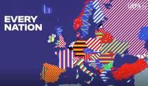 У росіян палає через український Крим на презентації логотипу Євро-2024
