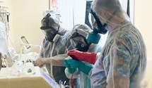 """Печальный рекорд в """"Охматдете"""": во Львове госпитализировали 50 больных COVID-19 детей"""