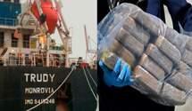 Во Франции задержали судно с кокаином, в экипаже – украинец, – МИД