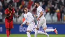 Франция в голевом триллере вырвала победу у Бельгии и вышла в финал Лиги наций: видео