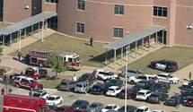 Неизвестный устроил стрельбу в школе в Техасе: есть пострадавшие – видео с места происшествия
