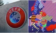 Украинский Крым на логотипе Евро-2024: УЕФА ответил России на претензии