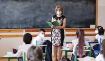 В Киеве невакцинированных учителей будут отстранять, а директоров школ могут уволить