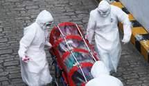 В Білорусі засекретили статистику смертності під час пандемії