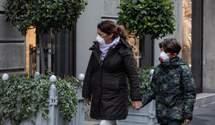 Украина непрерывно несется к новому локдауну