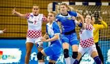 Сборная Украины сенсационно одолела бронзовых призеров чемпионата Европы по гандболу