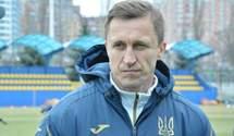 Матчи сборной Украины по футболу отменили из-за коронавируса