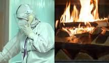 Опалюють дровами: як шпиталь на Волині рятується від холодів