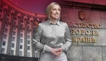 Ми повинні працювати краще, – інтерв'ю з Верещук про посаду міністра оборони й зміни в уряді