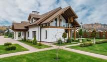 Частные дома под Киевом: что, почем и в каких районах покупают чаще всего