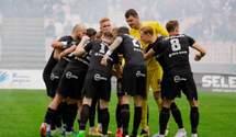 Верес несподівано переміг Чорноморець, граючи весь матч у меншості: відео