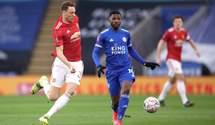 Лестер у гольовому трилері сенсаційно переміг Манчестер Юнайтед з Роналду: відео