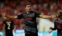 Мілан продовжує цікавитись Яремчуком: клуб має серйозні кадрові втрати в атаці
