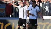 Коваленко визнаний найкращим гравцем Спеції у матчі Серії А