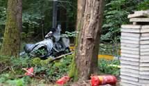 Уламки розкидало на сотні метрів: у Німеччині розбився вертоліт – є загиблі