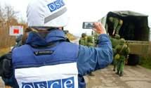 Бойовики захопили у заручники спостерігачів ОБСЄ: як відреагували у МЗС