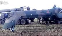 Атаковал украинские катера: в России нашли виновного в крушении боевого вертолета