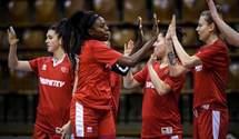Полный разгром: Прометей одержал вторую подряд разгромную победу в Еврокубке