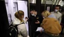 Черги, сльози і рейди поліції: що відбувається на вокзалах Києва через нові правила перевезень