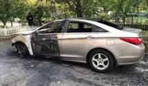 В Узині спіймали палія авто з гранатою