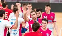 Украинский клуб выгрыз тяжелую победу в гандбольной Лиге чемпионов