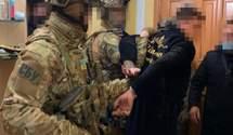 Координировали из России: СБУ разоблачила картель рэкетиров