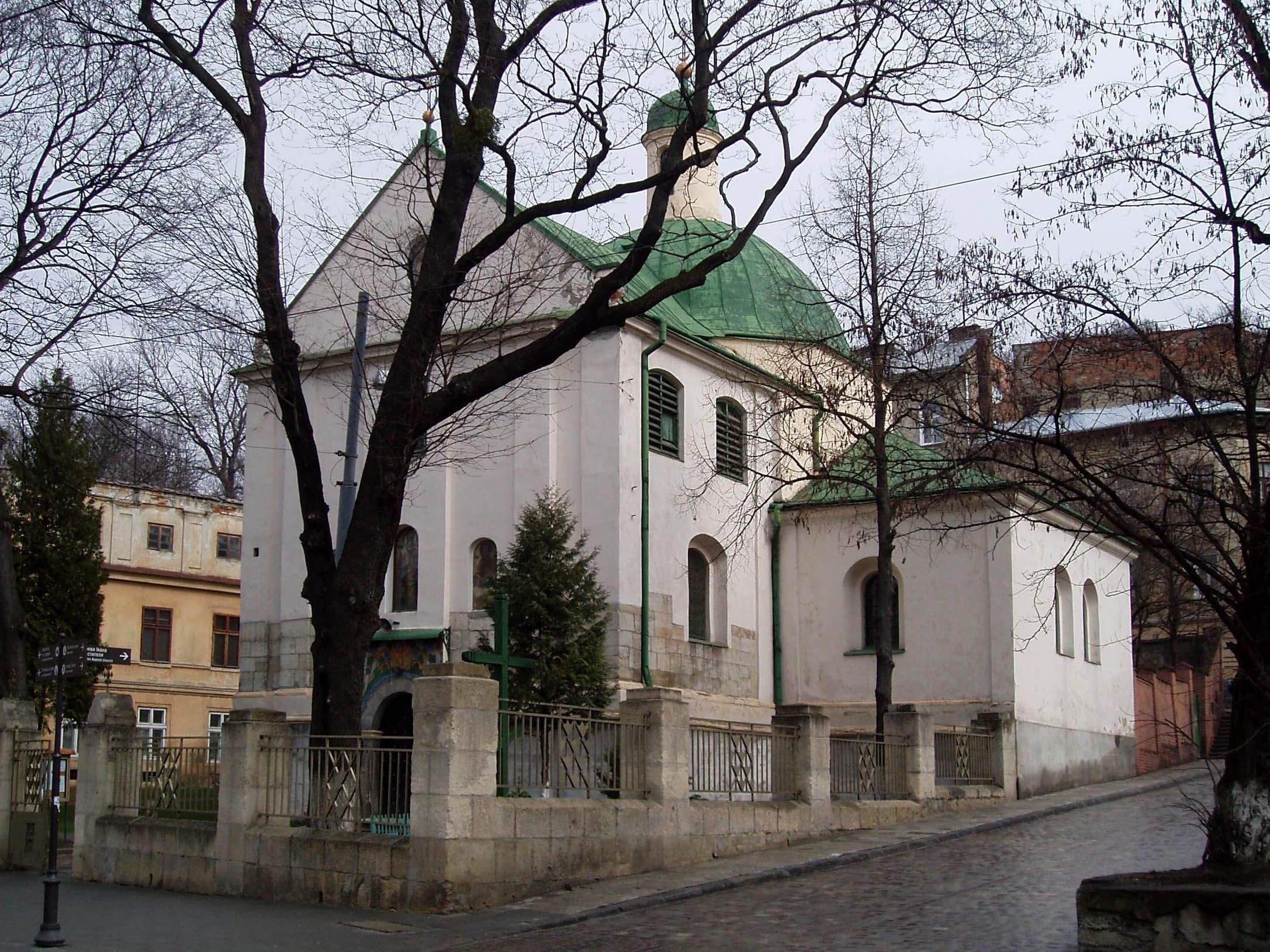 Церква Миколая у Львові