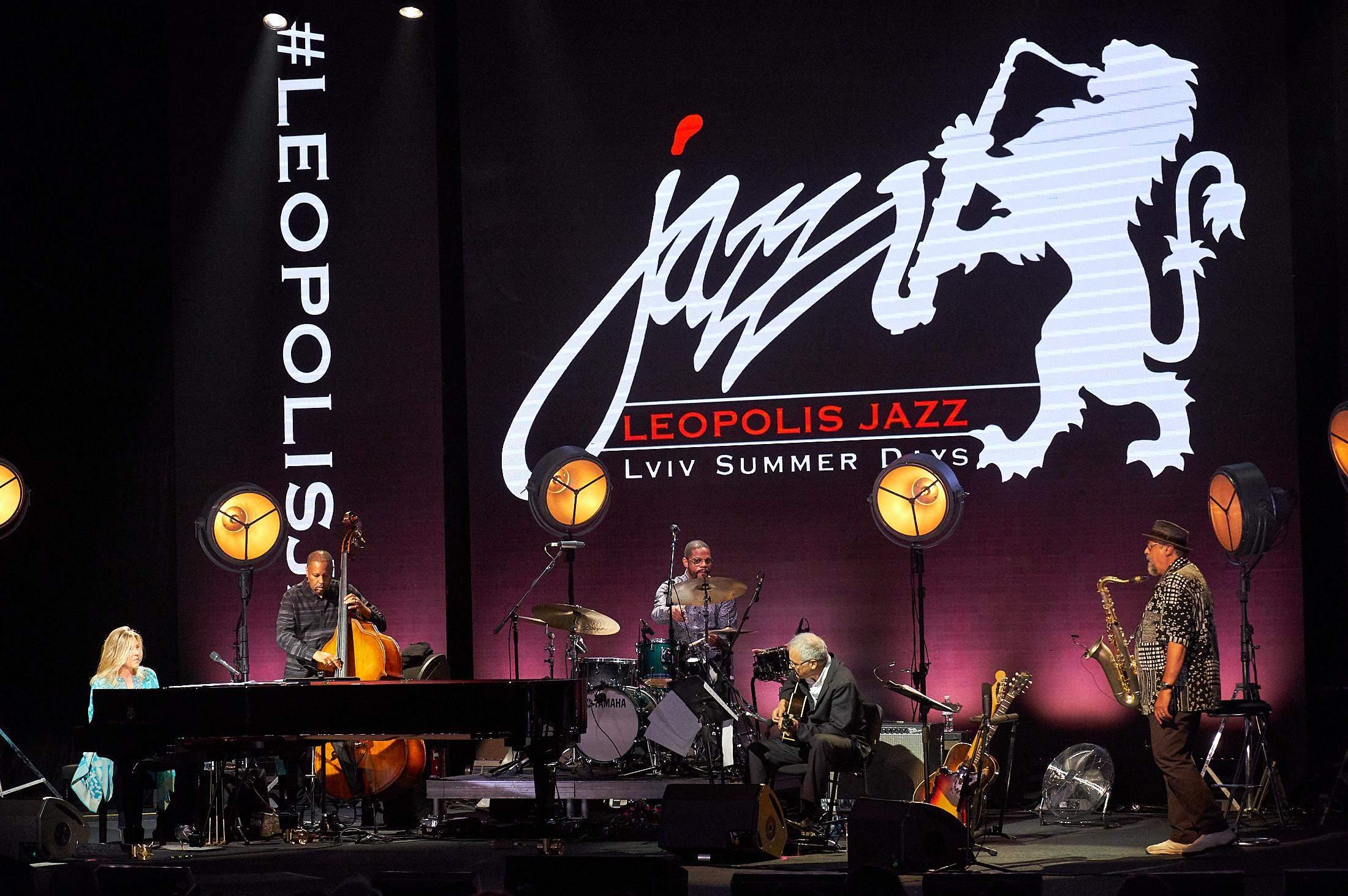 Програма Leopolis Jazz Fest 2021