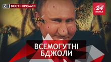 Вести Кремля. Пчелы спасут Москву. Фейковыявители россияне