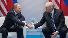 """""""Путин очень агрессивный человек"""": Буш-младший посоветовал Трампу, как вести себя с лидером РФ"""